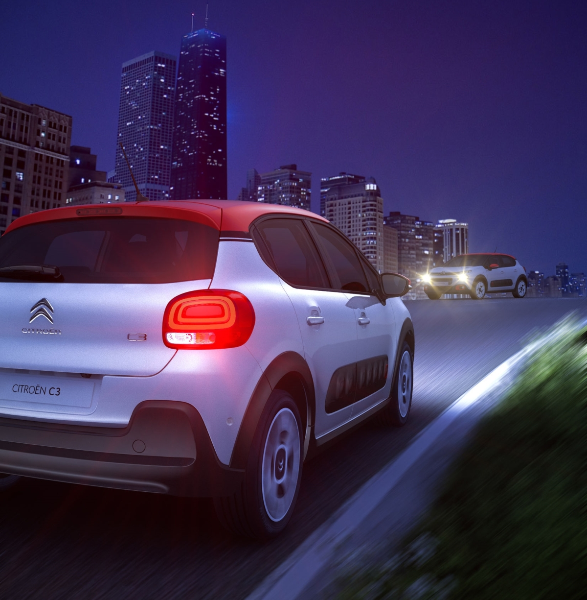 Citroën relaunches with quirky range