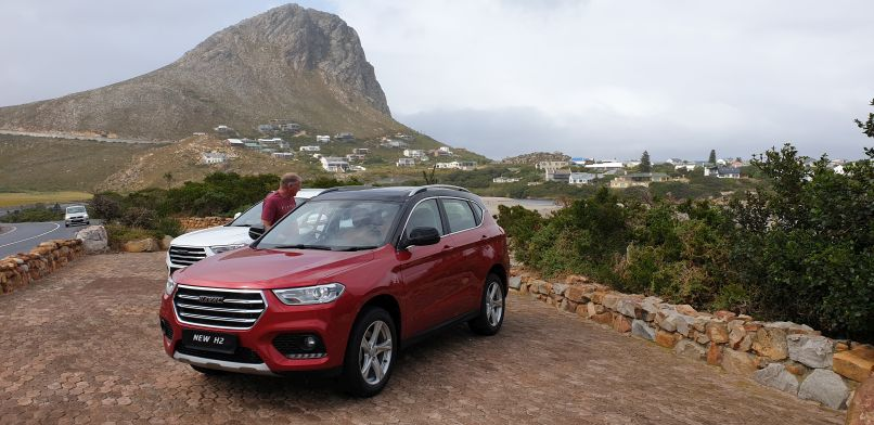 New Haval H2 goes auto