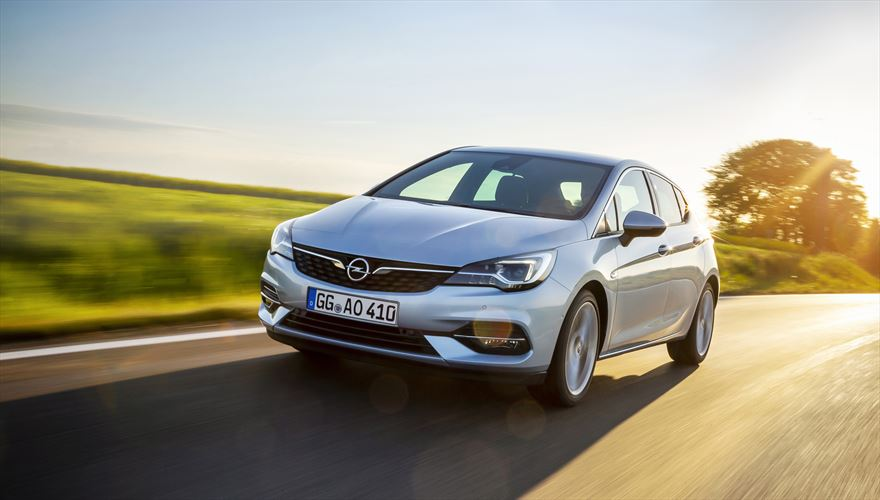 Big plans for Opel in 2020
