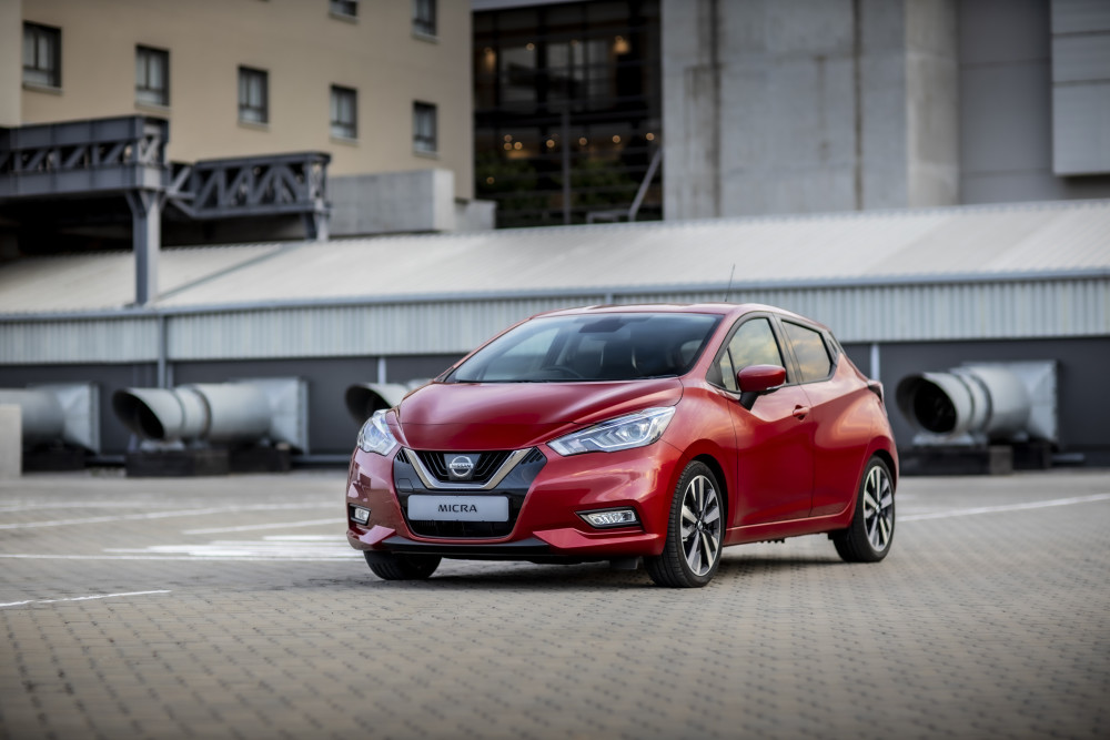Road Review – Nissan Micra 1.0 Tekna Plus